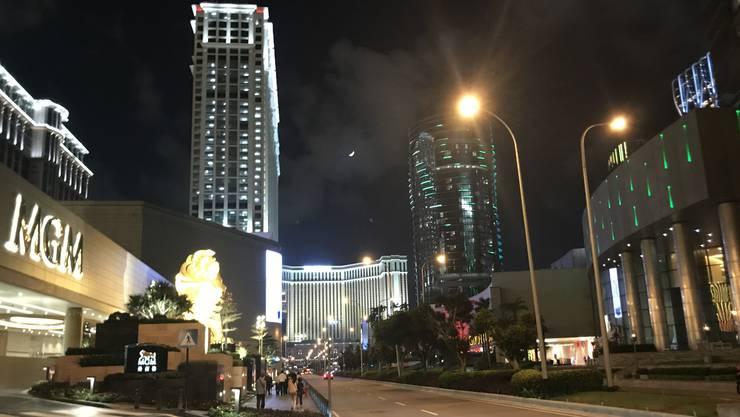 Fast wie in Las Vegas - die Casino-Firmen sind dieselben