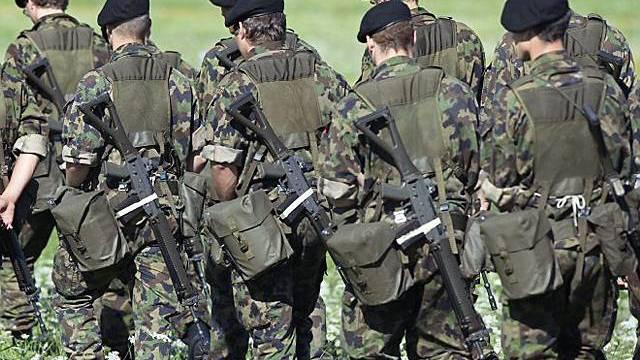 Rüstungsprogramm soll ergänzt werden, findet die SIK