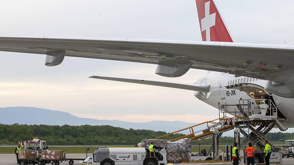 Swiss setzt auf Frachtflüge und plant Umbau von Boeing-Maschinen