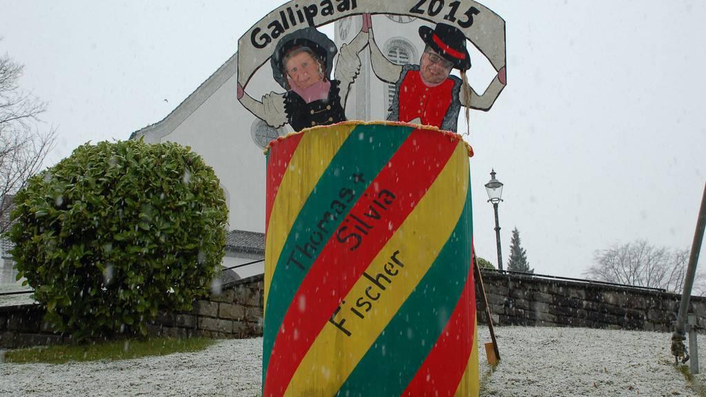 Feierliche Amtseinsetzung von Gallivater Thomas Fischer