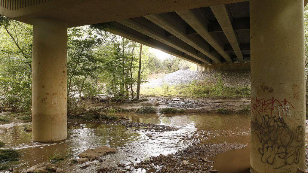 Nach der Sturzflut in Arizona wurde eines der weggespülten Opfer unter einer Brücke des East Verde River gefunden.