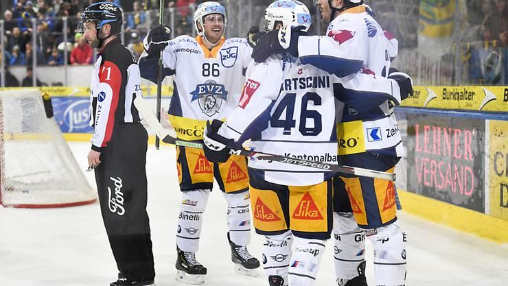 Der EV Zug will die Champions Hockey League gewinnen. Zuerst wartet mit Skelleftea aber eine heikle Aufgabe