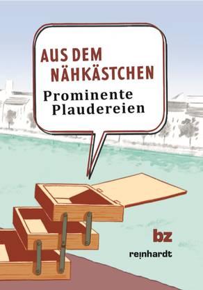 Die hölzerne Box entlockt Prominenten aus der Region Geheimnisse, Geständnisse und Anekdoten – die Interview-Rubrik «Nähkästchen» der «Schweiz am Wochenende» ist Kult. Ab heute gibt es eine Auswahl von 25 Interviews in Buchform im Handel oder auf www.reinhardt.ch.