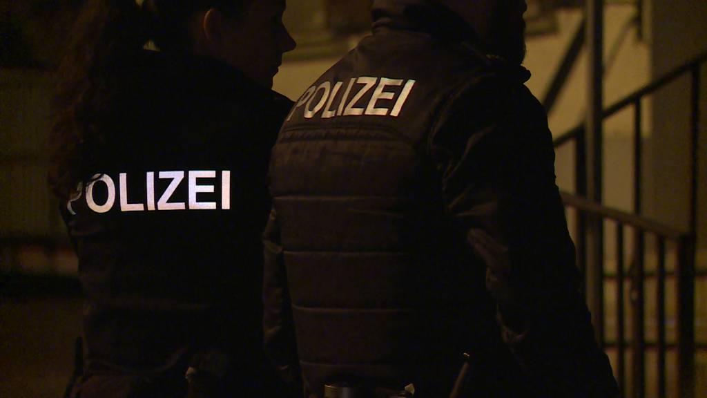 Kaltbrunn (SG): Bei Streit unter vier Männern fallen Schüsse