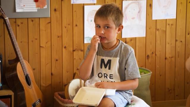 Gesunde und kreative Znüni für Ihre Kinder!