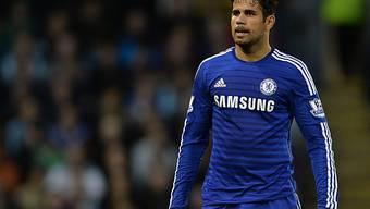 Diego Costa schon erfolgreich