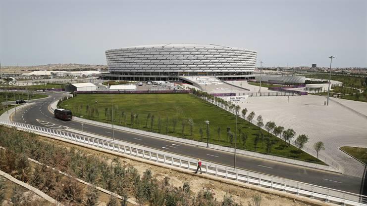 Moderne Infrastruktur, fragwürdiger Spielort: Arsenal äussert harsche Kritik am Austragungsort des Europa-League-Finals.