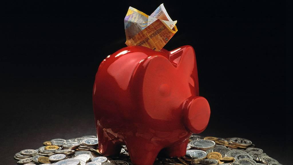 Dank ausgebauten Puffern können Schweizer Banken die Kreditversorgung gewährleisten. (Symbolbild)