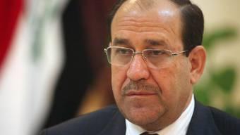 Ministerpräsident Maliki ordnete eine Untersuchung des Verbrechens an (Archiv)