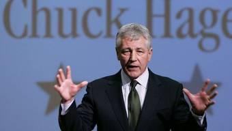 Chuck Hagels Nominierung stösst auf Widerstand