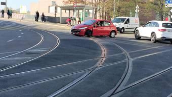 bz Unfall Margarethenstrasse