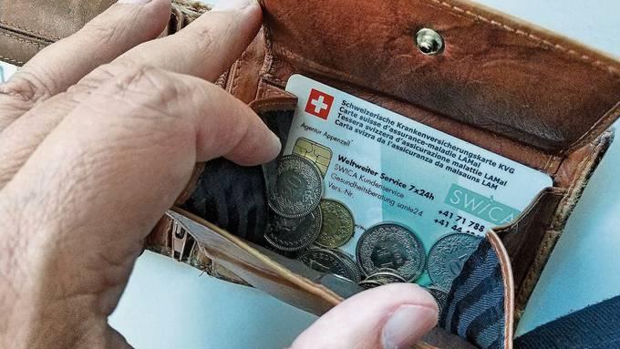 Noch bis Ende Jahr kann bei der SVA Aargau Prämienverbilligung beantragt werden.