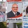 Sie alle wollen den freiwerdenden Liestaler Stadtratssitz erobern und lächeln fast von jedem Kandelaber: die Grüne Marie-Theres Beeler, Markus Rudin von der SVP und die freisinnige Karin Jeitziner. Kenneth Nars