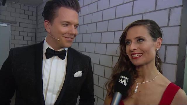 Sven Epiney und Sandra Studer