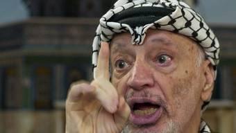 Forscher rätseln noch immer um die Todesursache von Palästinenserführer Jassir Arafat.