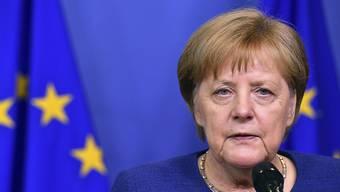 Angela Merkel will sich noch stärker für Europa engagieren.
