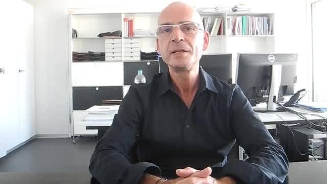 Oltner Stadtplaner Lorenz Schmid: «Im Bereich der Gleise haben wir Schwachstellen. Diese schwächen die Attraktivität im Oltner Velonetz.»
