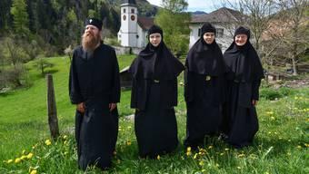 Orthodoxen Gemeinschaft im Kloster Beinwil