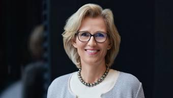 Die neue Chefin der UBS-Schweiz: Sabine Keller-Busse