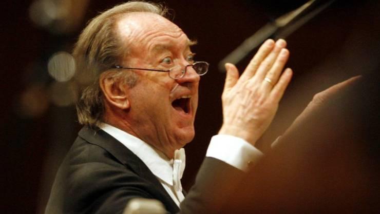 Dirigent Nikolaus Harnoncourt verstarb am 5. März 2016. (Symbolbild)