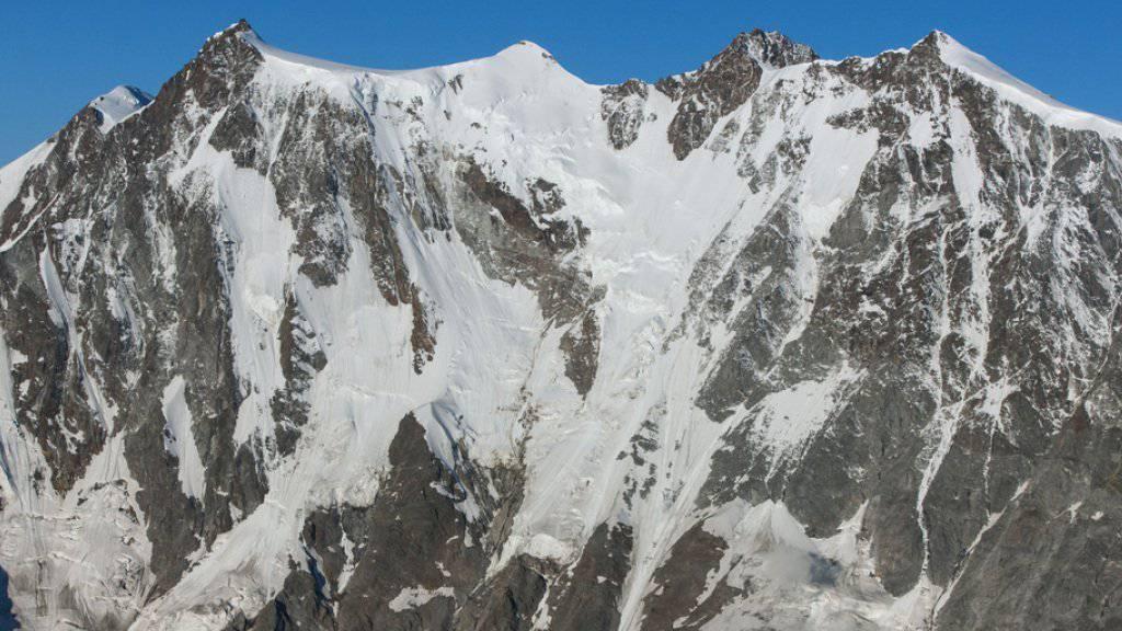 Am Monte Rosa sind am Sonntag drei Schweizer Alpinisten tödlich abgestürzt. (Archivbild)
