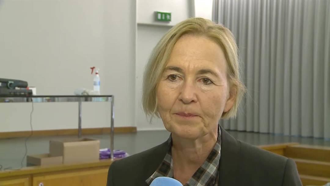 «Es geht jetzt darum, ob wir dem EHC Olten weiterhin eine Bewilligung erteilen wollen»: Regierungsrätin Susanne Schaffner zu Grossveranstaltungen