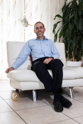 Halit Duran ist Vater von vier Kindern, Türke - und Präsident des Verbands Aargauer Muslime.