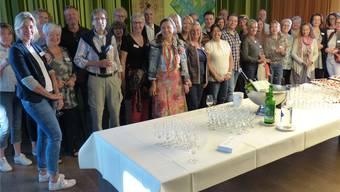 44 Kunstschaffende aus Rheinfelden und Umgebung laden am Wochenende in ihre Ateliers und Werkstätten ein. Bild: ari