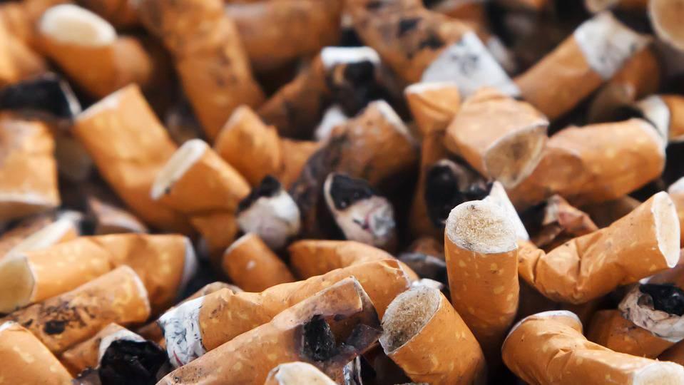 Zigarettenwerbung in der Presse und im Internet soll verboten werden (Symbolbild).