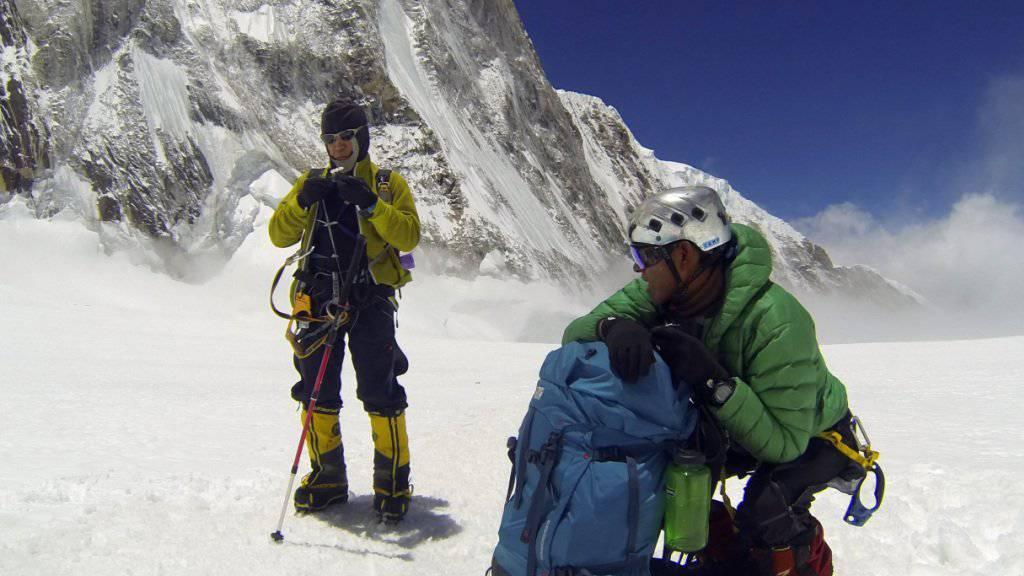 Die Regierung von Nepal verbietet Solo-Besteigungen der Berge im Himalaya. Ziel der neuen Vorschriften sei es, Unglücke und Todesfälle zu vermeiden. (Archivbild)