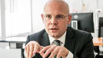 Justizdirektor Baschi Dürr sieht in der Thematik der Sans-Papiers «sachlogische Widersprüche». Nicole Nars-Zimmer