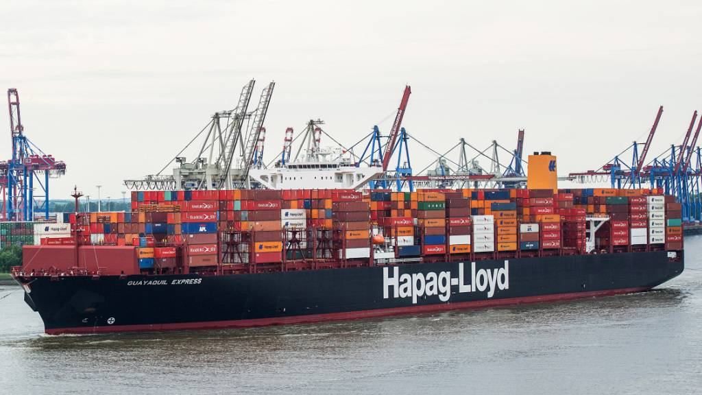 Globaler Warenhandel verliert nach deutlicher Erholung an Schwung