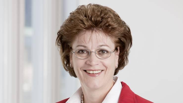 Silvia Steiner wurde für die Regierungsratswahlen nominiert.