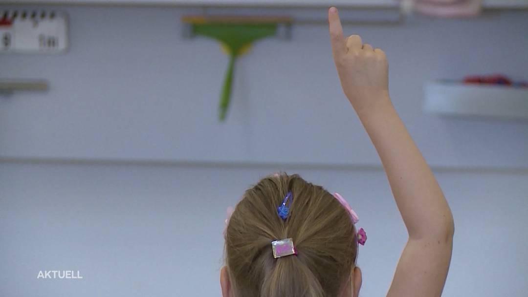Kreisschule Aarau-Buchs: Knatsch um die abgeschafften Einschulungsklassen
