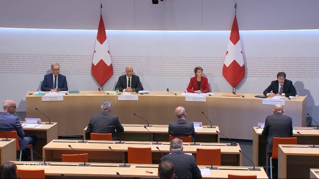 Bundesrat verspricht Lockerung bis Ende Monat
