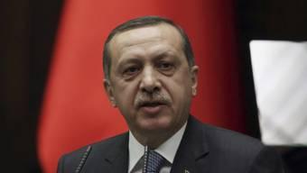 Beim französischen Völkermordgesetz sieht Erdogan Rot