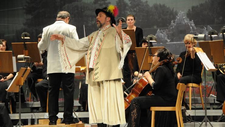 Die Operettengala im Grenchner Parktheater versetzte das Publikum in Wiener Walzerseligkeit.
