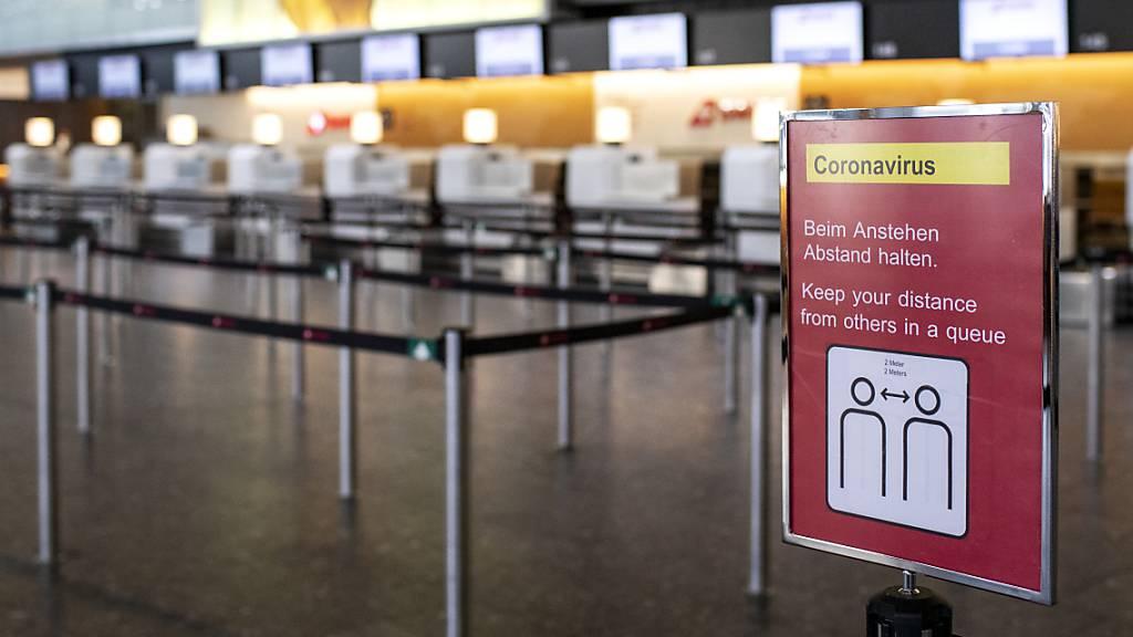 S&P bestätigt Rating für Flughafen Zürich, senkt aber den Ausblick