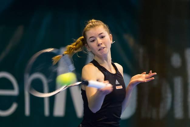 Simona Waltert verteidigte ihren Titel vom Vorjahr.