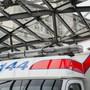 Ambulanz vor Notfallstation eines Spitals in Zürich. (Archivbild)