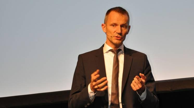 Daniel Kalt ist überzeugt, dass es der Schweiz weiterhin gut gehen wird.
