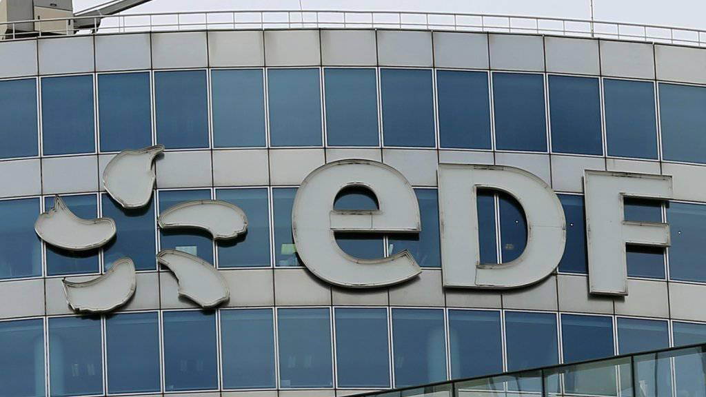 Der französische Staatskonzern EDF segnete trotz Widerstand den Bau zweier Atomreaktoren in Grossbritannien ab. Das letzte Wort hat aber Grossbritannien. (Archivbild)