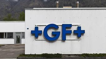 Georg Fischer: Der Umsatz erhöhte sich um einen Fünftel auf 2,40 Milliarden Franken.