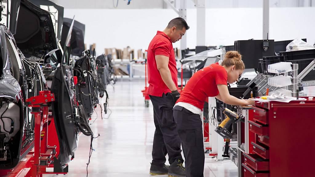 Kalifornien will ab 2035 nur noch emissionsfreie Neuwagen erlauben