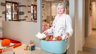 Kann die Vorkommnisse in ihrer «Krippe im Dörfli» in Freienwil nur schwer nachvollziehen: Inhaberin Marina Eller.