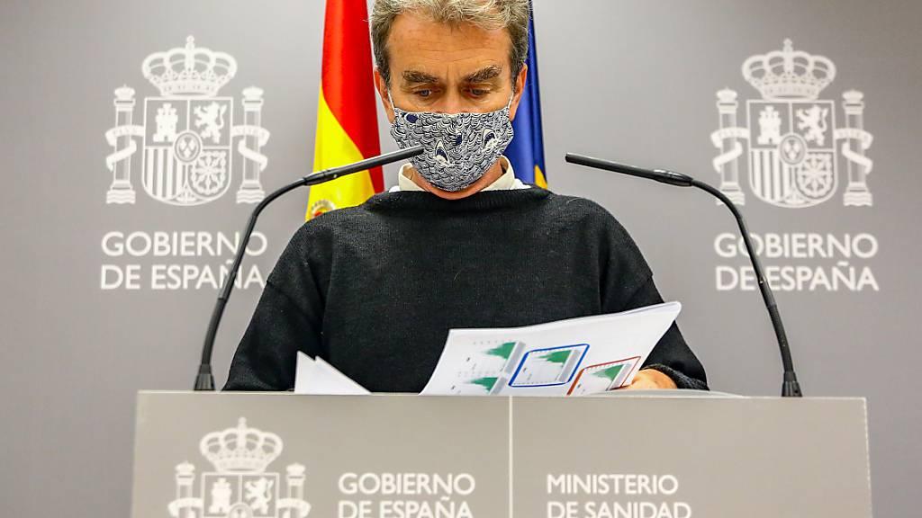 Medien: Spanische Regierung verhängt Notstand über Madrid