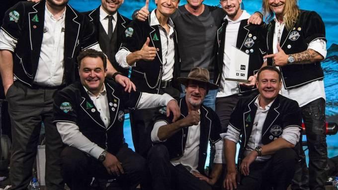 «Nummer 1 Award der Offiziellen Schweizer Hitparade» für Heimweh