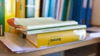 Im Aargau wird die Teilnehmerzahl für die schriftliche Anwaltsprüfung beschränkt. (Symbolbild)