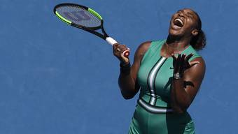 Serena Williams verliert gegen Pliskova