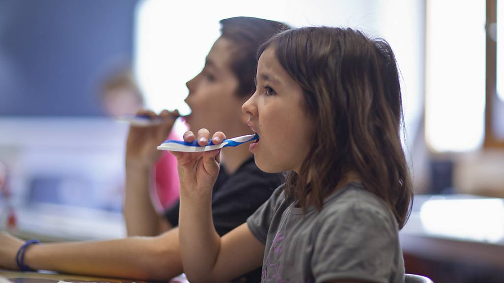 Karies bei Schulkindern ist familienabhängig